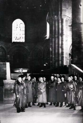 Notre Dame 2. Weltkrieg